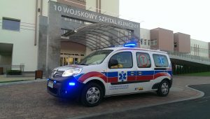 Kangoo Ambulans