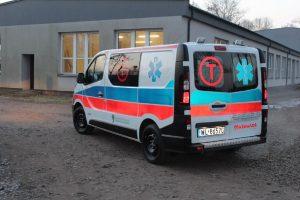 Trafic Ambulans